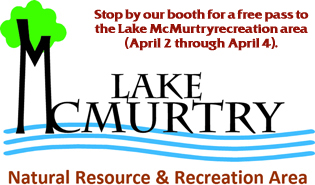 Lake McMurtry Natural Resource & Recreation Area